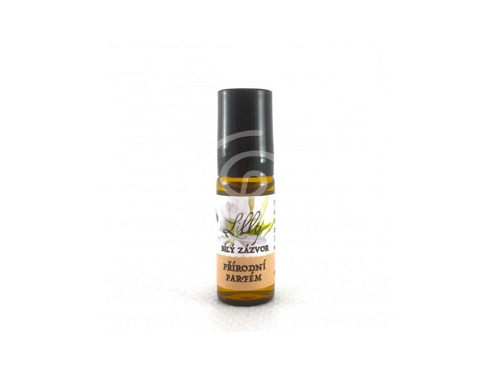 Dokonalá láska - 100% přírodní parfém Bílý zázvor (1ml)