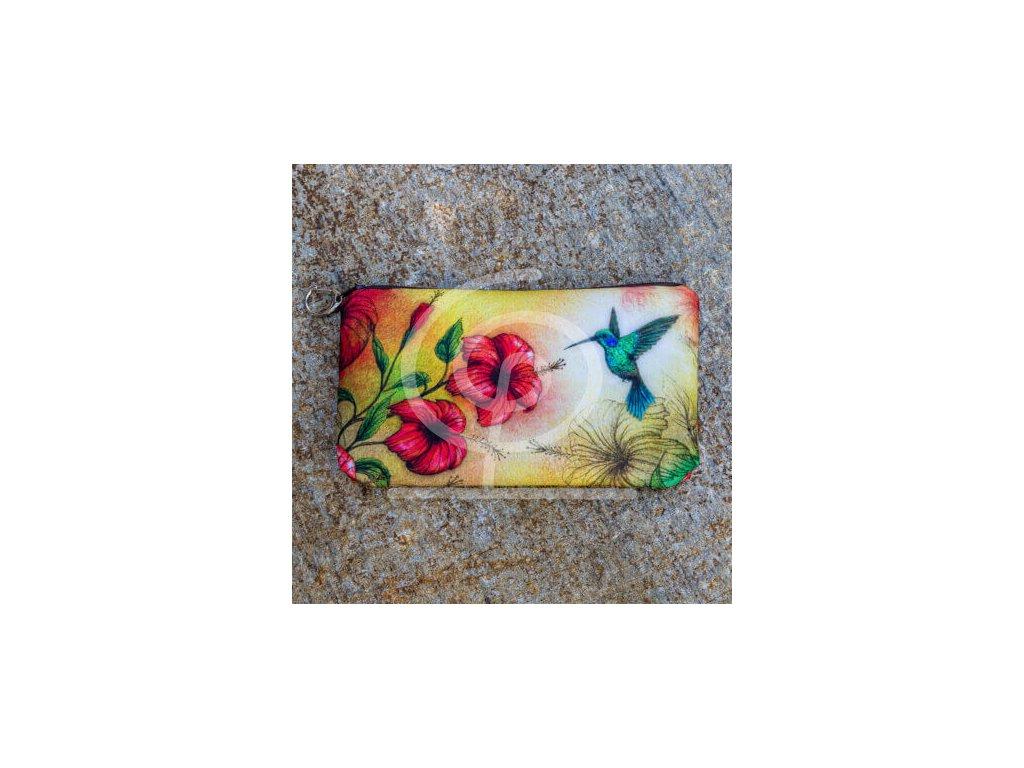 Kapsička Sluneční kolibřík