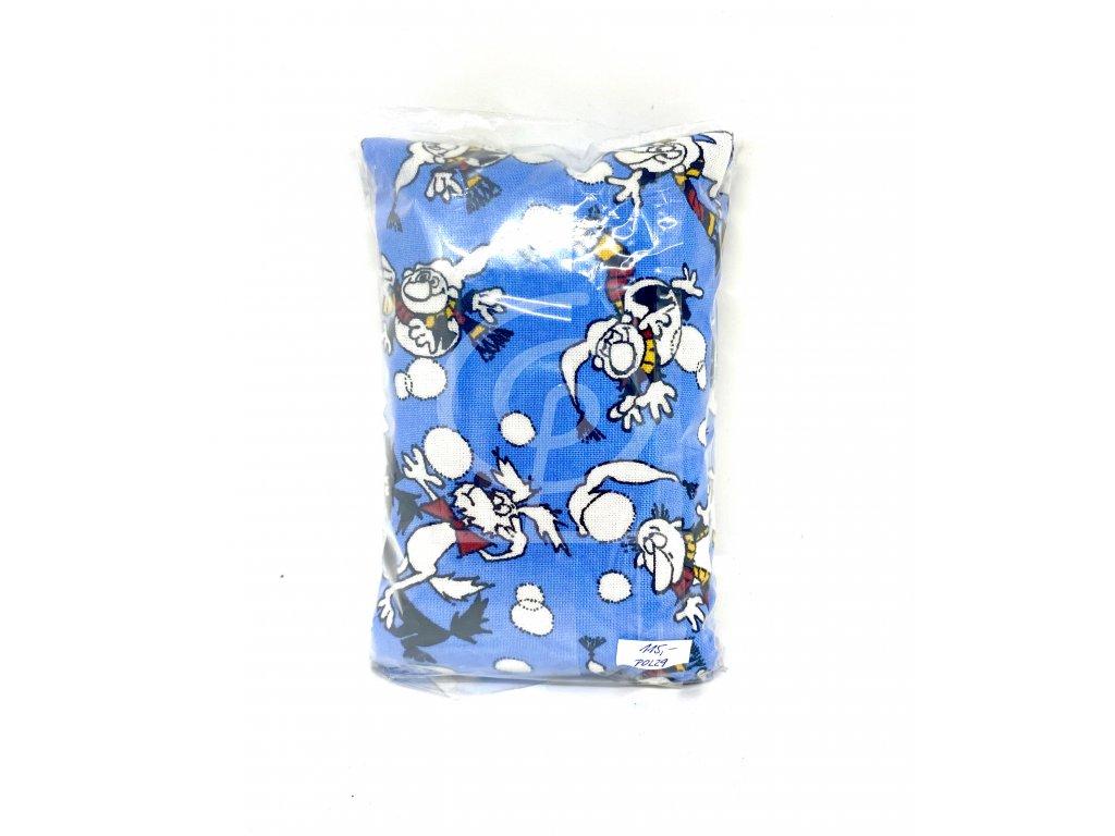 Nahřívací polštářek Super mini - Křemílek a Vochomůrka