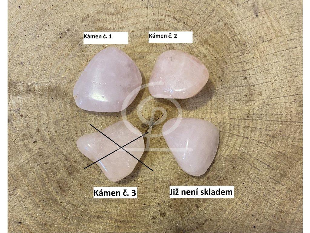 Kámen Růženín (17 g)