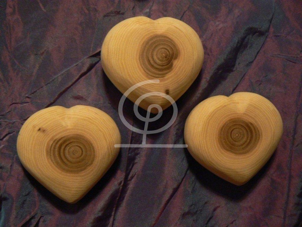 Dřevěné srdce Jilm