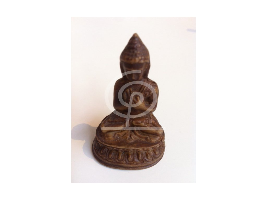 Soška Buddha s gestem učení