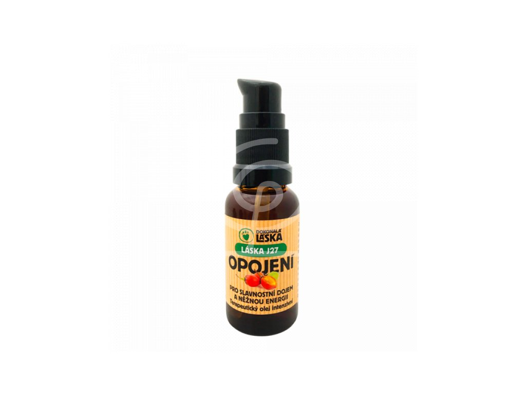 Dokonalá láska - terapeutický olej - Opojení (20ml)