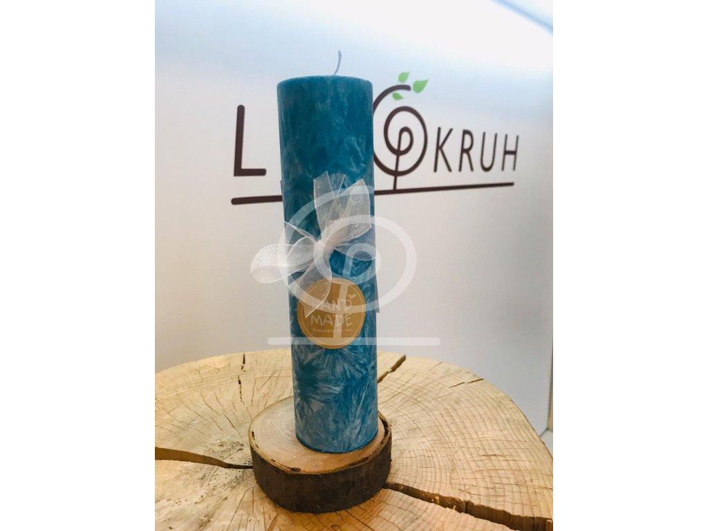 Svíce Naděje válec 18x4,6cm