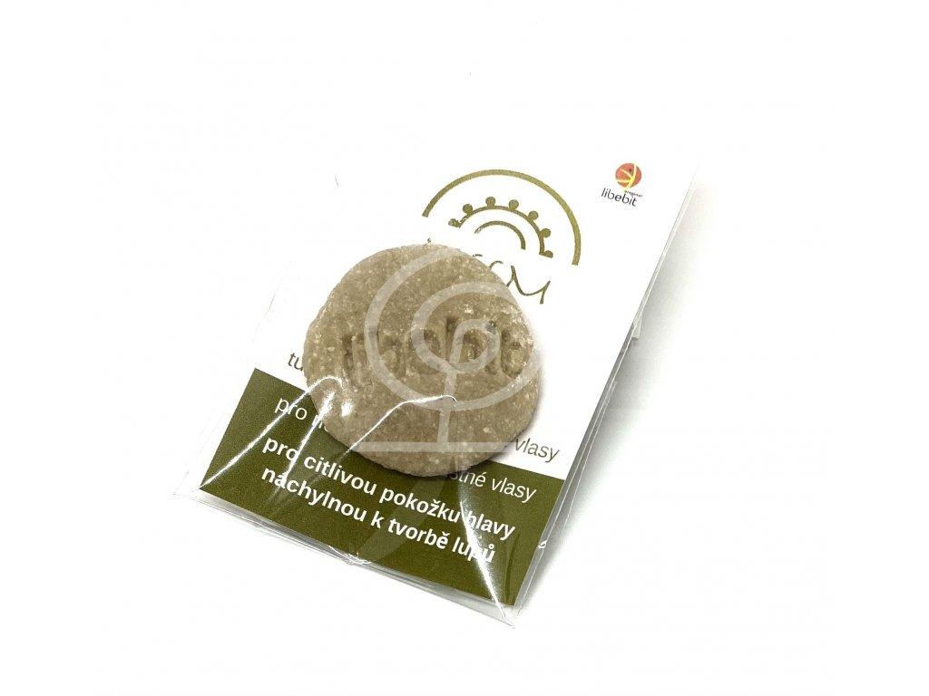 Libebit Tuhý bylinný šampon Neem mini