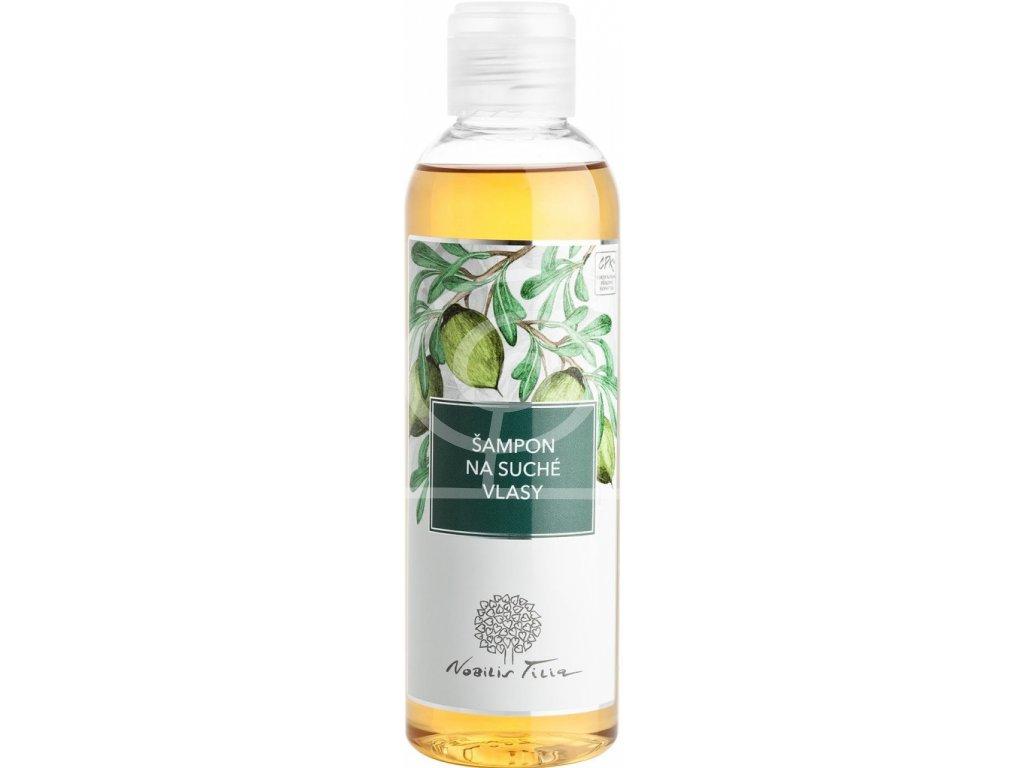 Nobilis Šampon na suché vlasy, 200ml