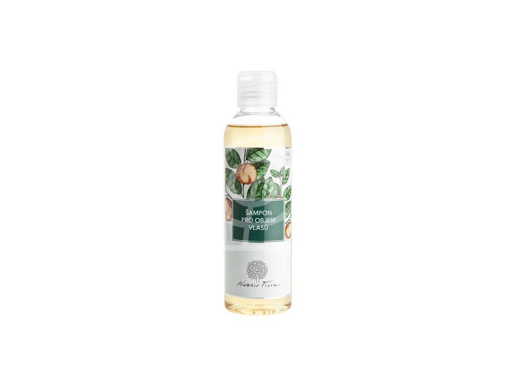 Nobilis Šampon pro objem vlasů, 200ml