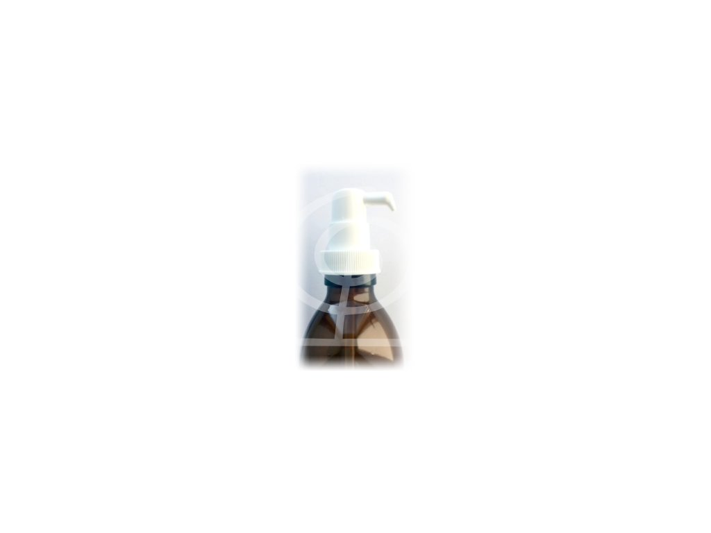 Dědek kořenář dávkovač na lékovku 200ml