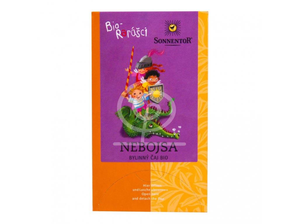 Sonnentor Dětský čaj Biorarášci - Nebojsa