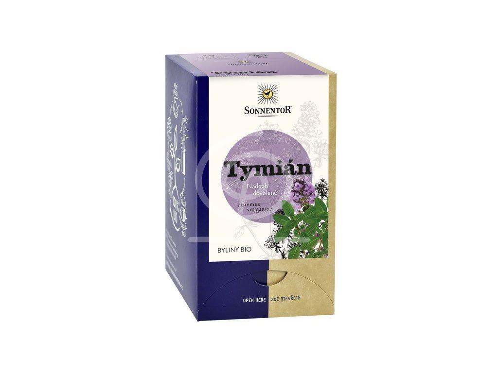 Sonnentor čaj Tymián