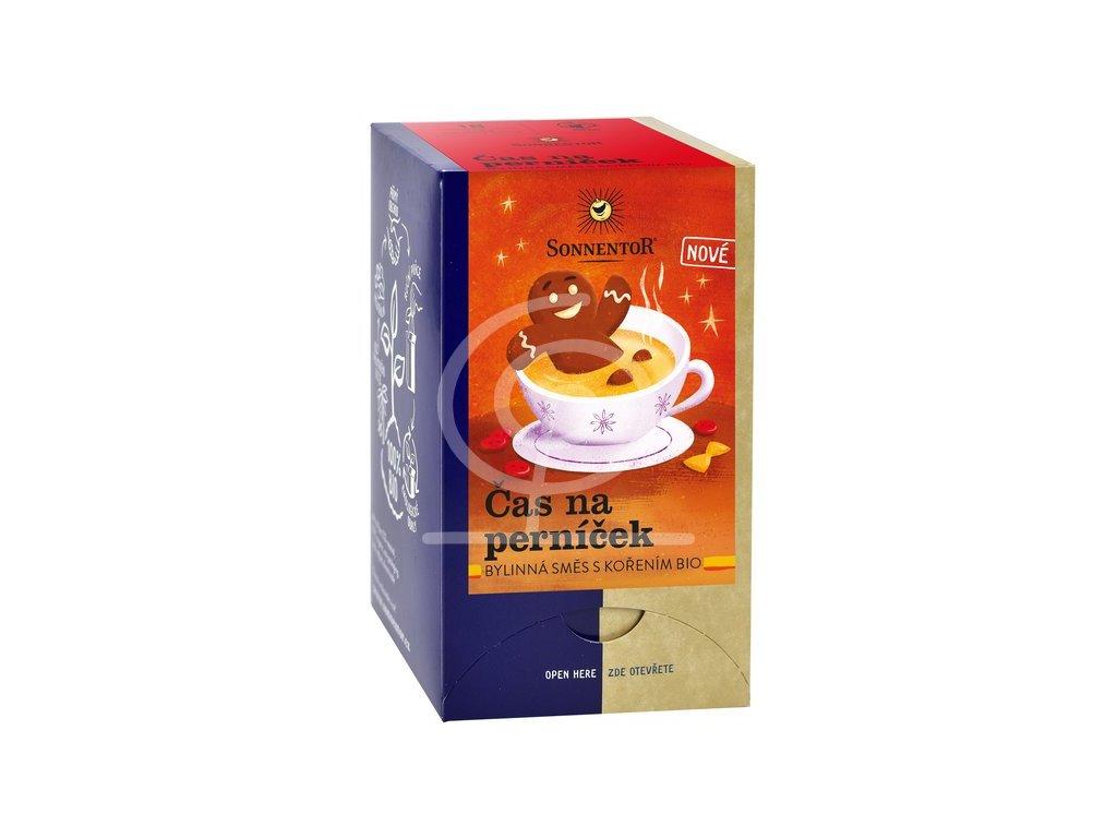 Sonnentor čaj Čas na perníček