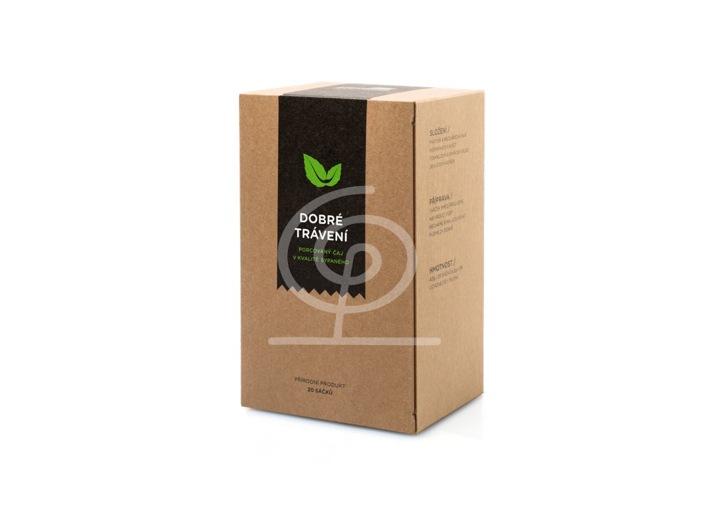 Aromatica Čaj Dobré trávení