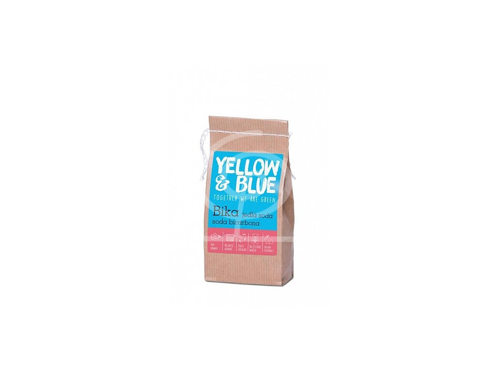 Jedlá soda bicarbona (papírový sáček 250g)