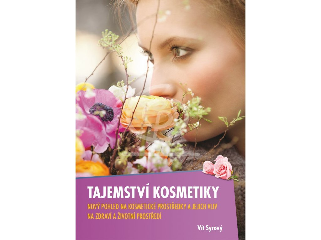 Kniha - Tajemství kosmetiky