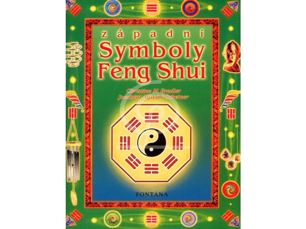 Kniha - Západní Symboly Feng Shui