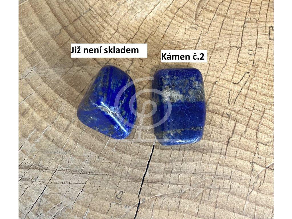Kámen Lapis Lazuli (17 g)
