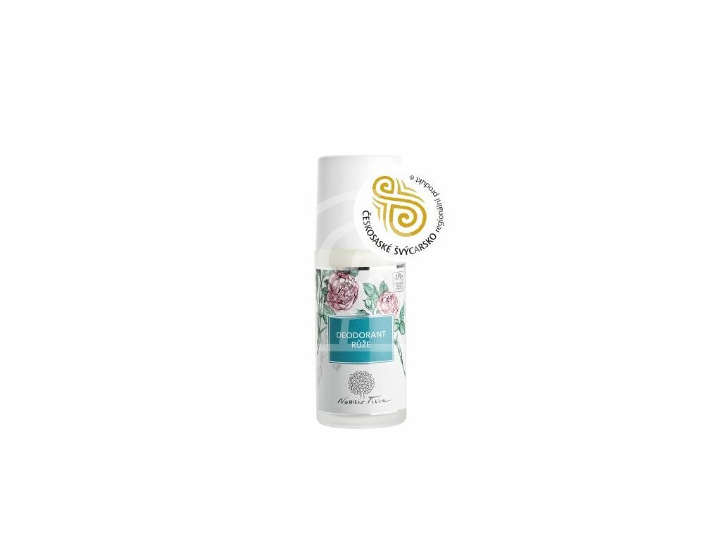 Nobilis Deodorant Růže roll-on, 50ml