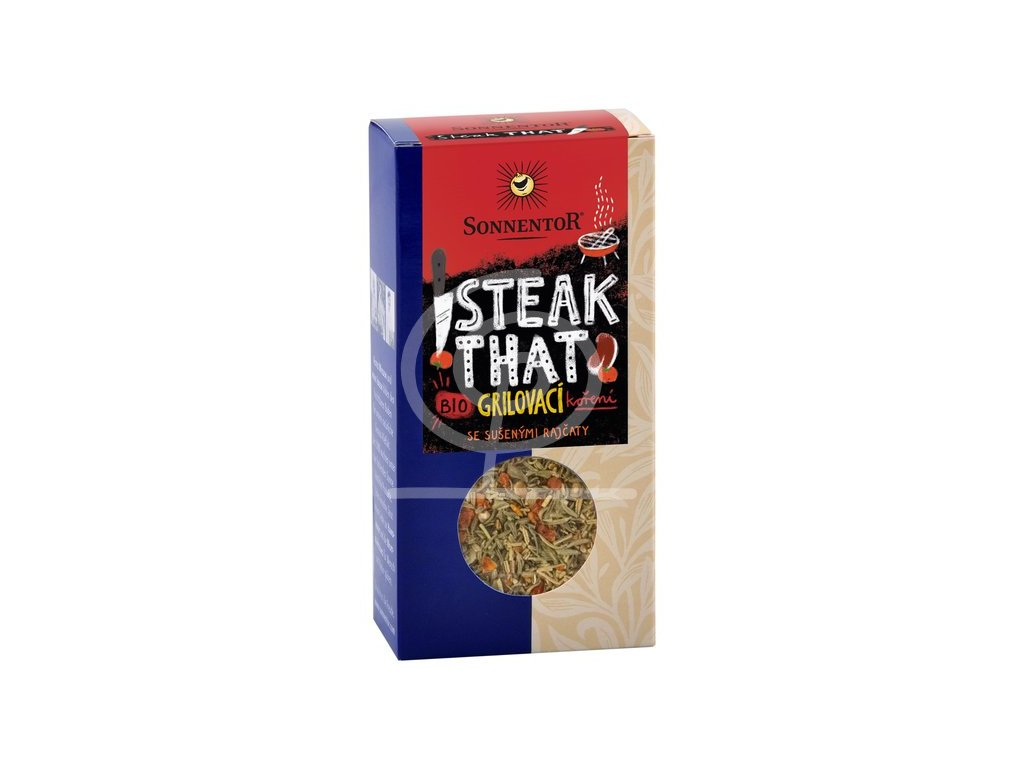 Sonnentor koření Steak That bio