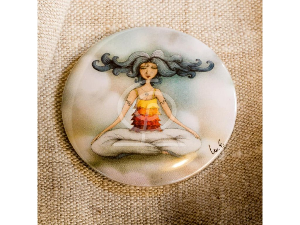 Zrcátko Meditace