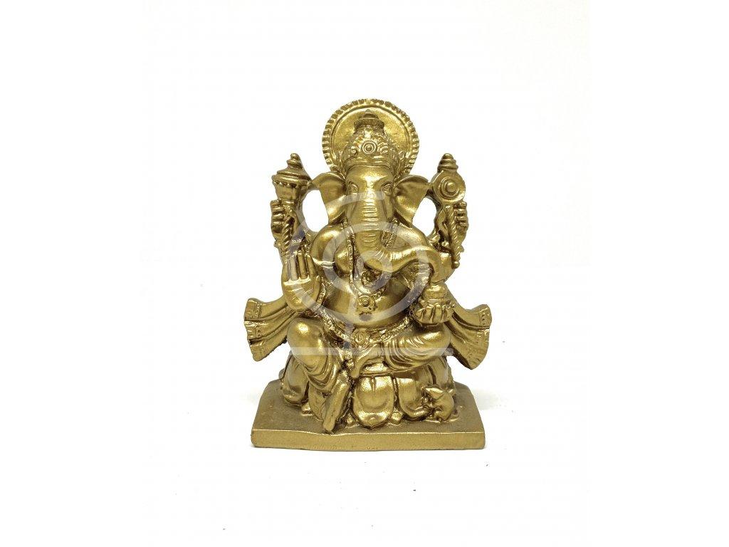 Soška Ganesha, 11,5 cm