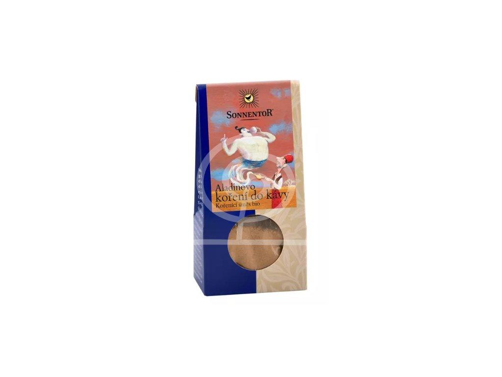 Sonnentor koření Aladinovo koření do kávy bio