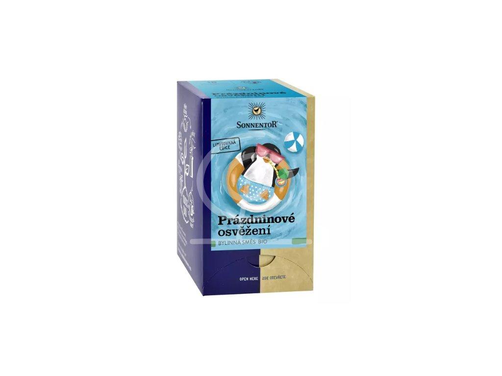 Sonnentor čaj Prázdninové osvěžení bio