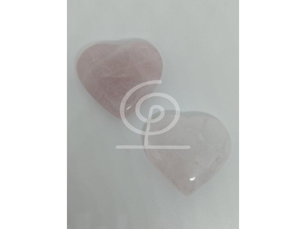 Kámen Růženín srdce (placička)