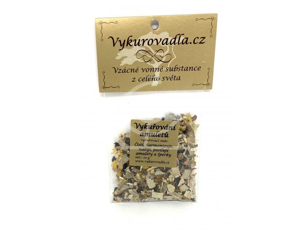 Vykuřovací směs Vykuřování amuletů, 20 g