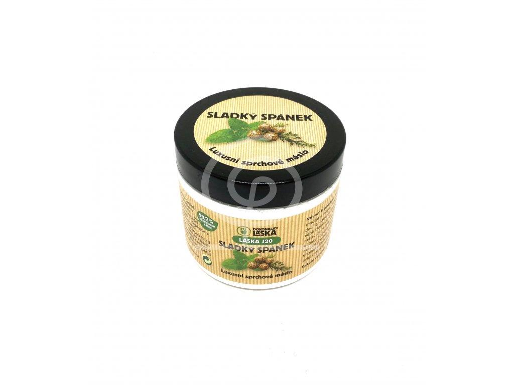 Dokonalá láska - sprchové máslo Sladký spánek (200ml)