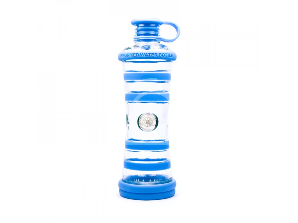 i9 láhev Modrá