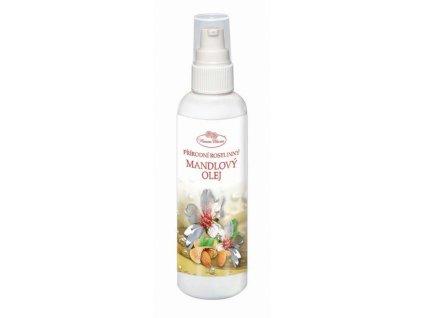 HM Přírodní mandlový olej 100 ml