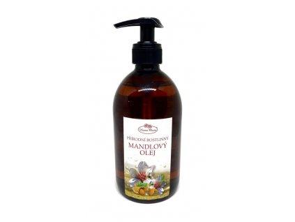HM Přírodní mandlový olej 500 ml