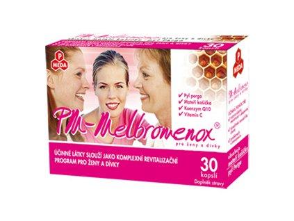 PM Melbromenox pro ženy, 30 cps