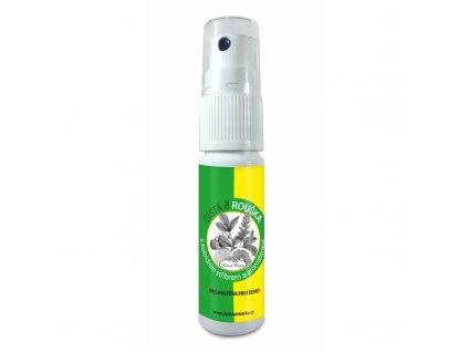 HM ANTISEPTIC - roztok pro hygienu roušky, 15ml