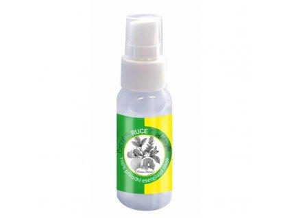 HM ANTISEPTIC - hygienický čistič na ruce, 30ml
