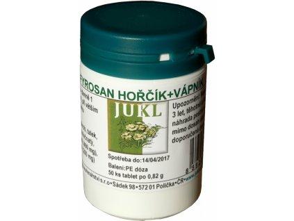 JUKL tablety Fyrosan Mg+Ca
