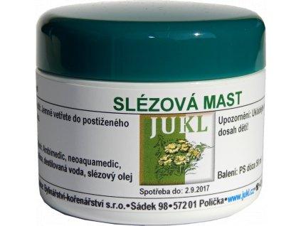 JUKL mast Slézová