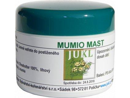 JUKL mast Mumio