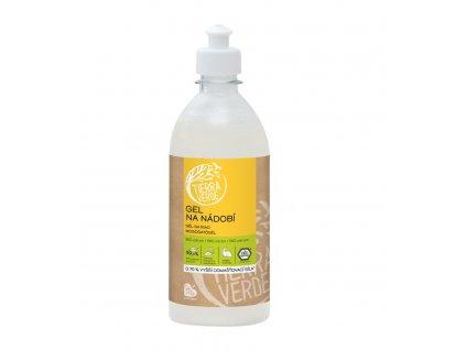 Gel na nádobí - BIO s citronovou silicí (lahev 500ml)