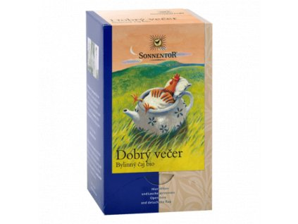 Sonnentor čaj Dobrý večer