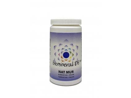 Tkáňová sůl Nat Mur (Natrium Muriatikum) - fialová