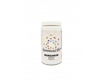 Tkáňová sůl doplňková Manganum - Mangan