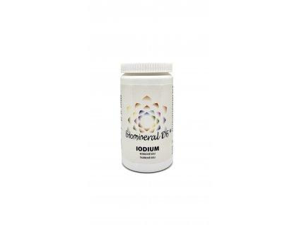 Tkáňová sůl doplňková Iodium - Jód