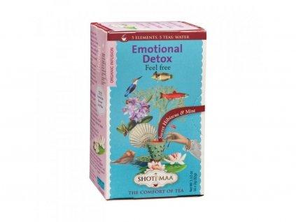 Čaj SHOTI MAA Živly - VODA: Emocionální detoxikace