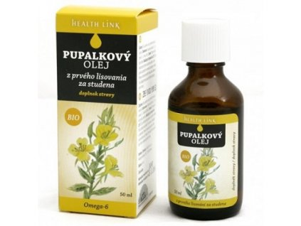 Dědek kořenář Pupalkový olej 50 ml