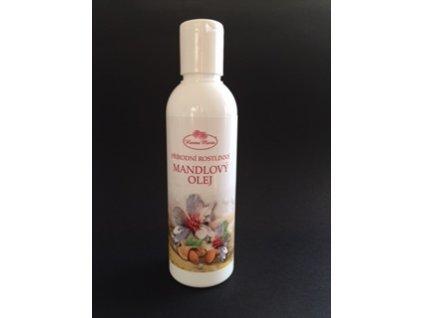 HM Přírodní mandlový olej 200 ml