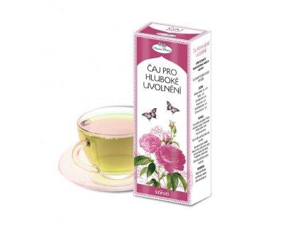 HM čaj Pro hluboké uvolnění - Štěstí