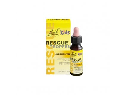 Bachovy esence Rescue kids 10ml