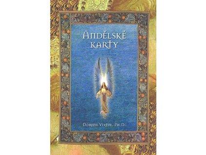 Karty - Andělské karty Doreen Virtve