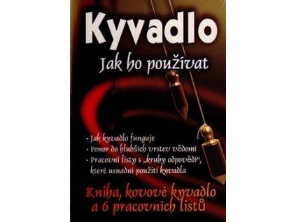 Kniha - Kyvadlo - jak ho používat